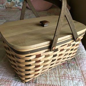 Longaberger Market Basket